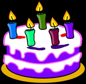 298x291 Birthday Cakes Clipart
