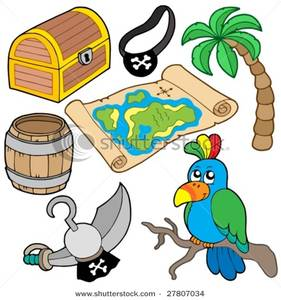 281x300 Collection On White Clip Art Image