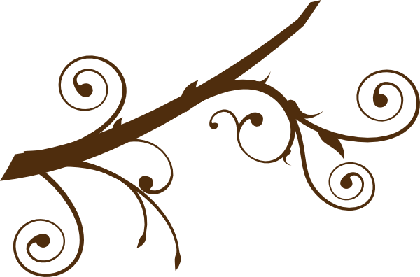 600x396 Tree Branch Clip Art