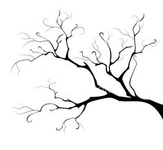 236x217 Branch Silhouettes ClipartBRANCH SILHOUETTES clip art pack,Tree
