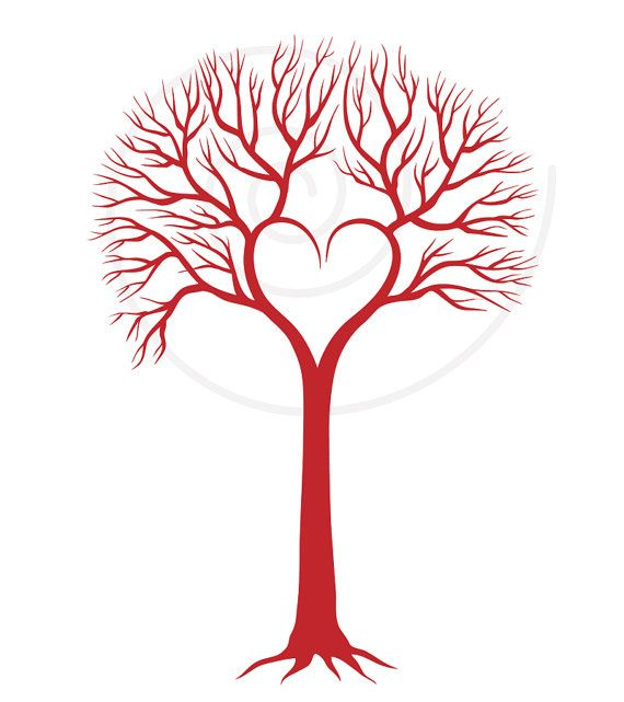 570x641 fall wedding invitations tree branches clipart
