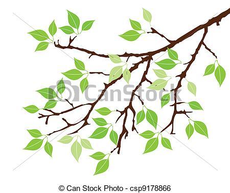 450x378 Tree Branch Clip Art