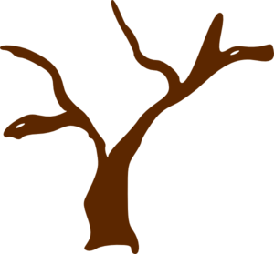 300x279 Tree Branch Clip Art Chadholtz