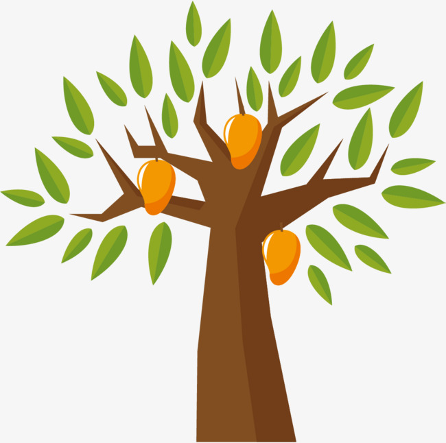 650x646 Tree Branches, Tangerine, Orange Trees, Fruit Tree Png And Vector
