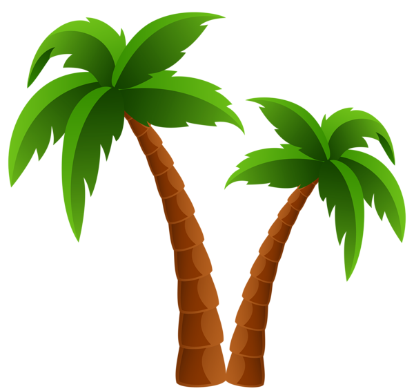 600x566 Palm Tree Clip Art And Cartoons On Palm Trees Clip Clipartix