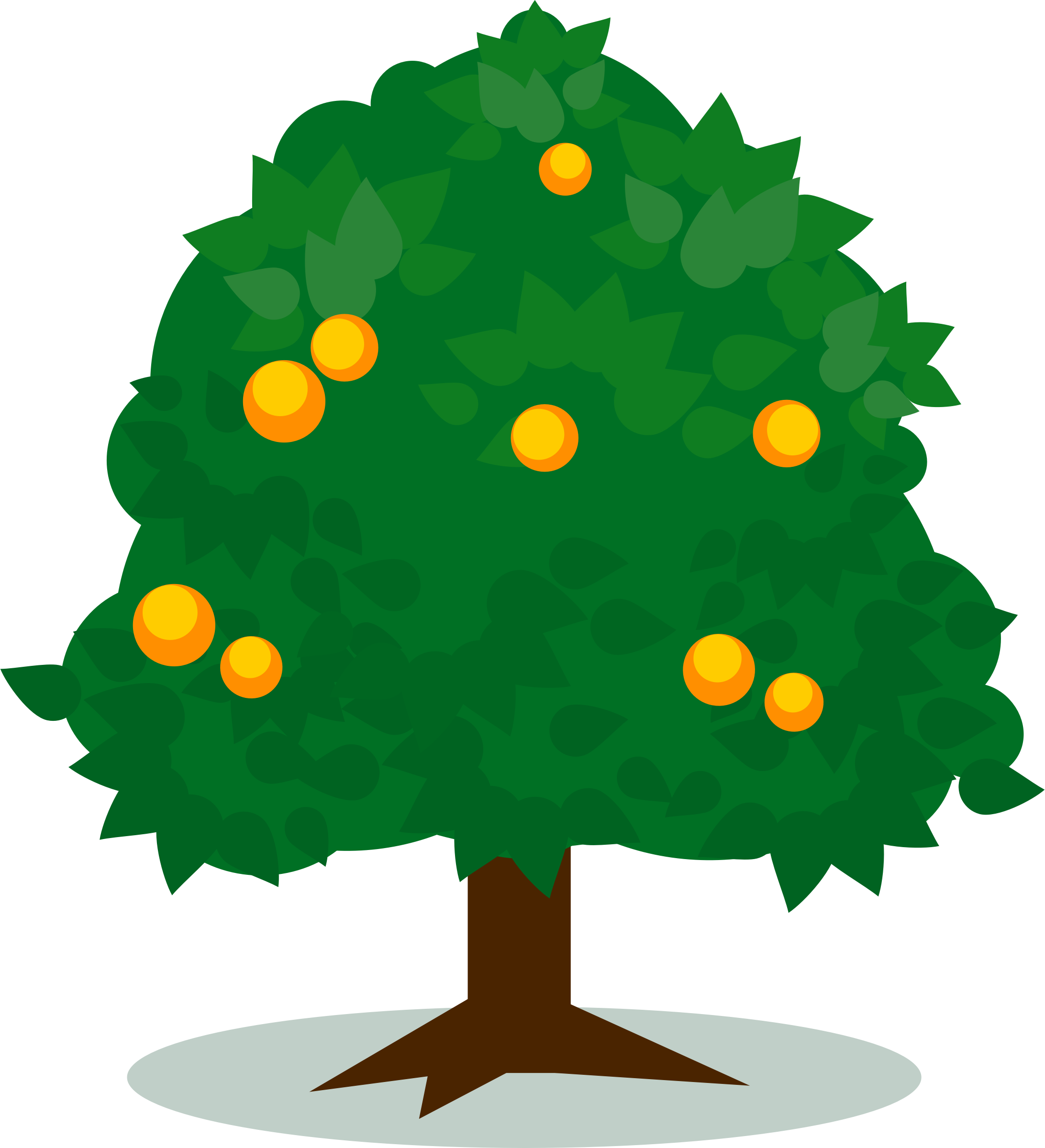 Tree Cartoon Png Free Download Best Tree Cartoon Png On Clipartmag Com