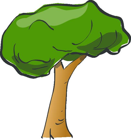 558x596 Tree Clip Art