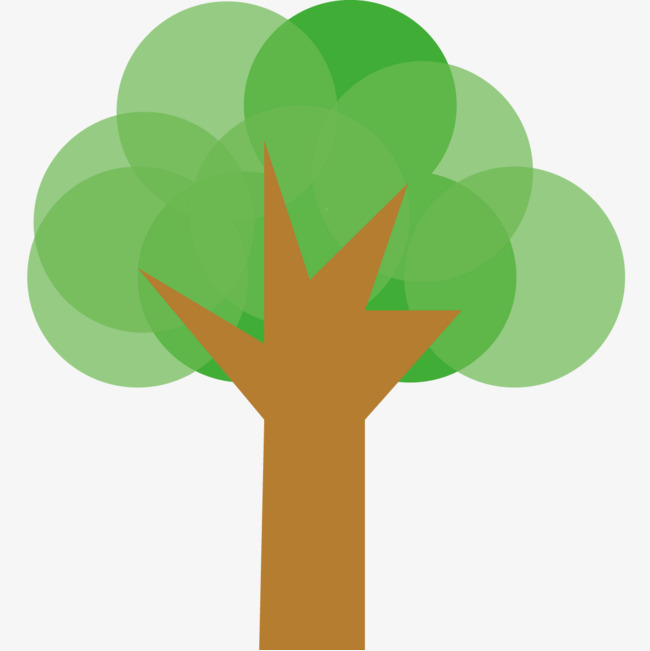 650x651 A Cartoon Tree, Cartoon, The Tree Png Image For Free Download