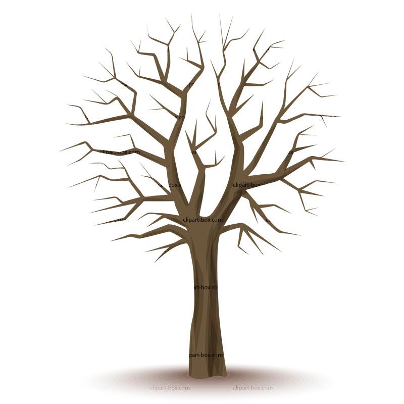 Tree Clipart | Free download on ClipArtMag