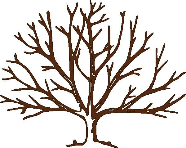 600x477 Bare Tree Clip Art