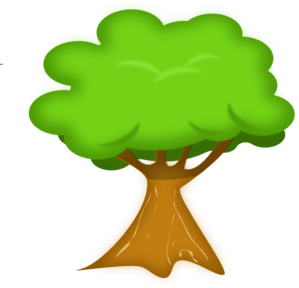 299x288 Flo Xpress Large Tree Clip Art