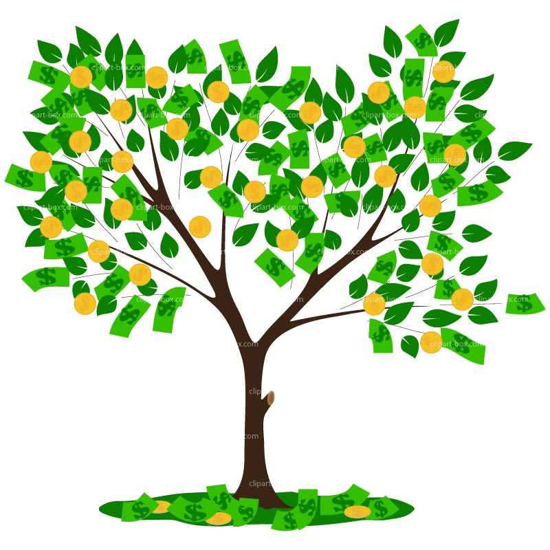 800x800 Image Of Tree Clipart