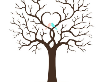 340x270 Custom Wedding Tree