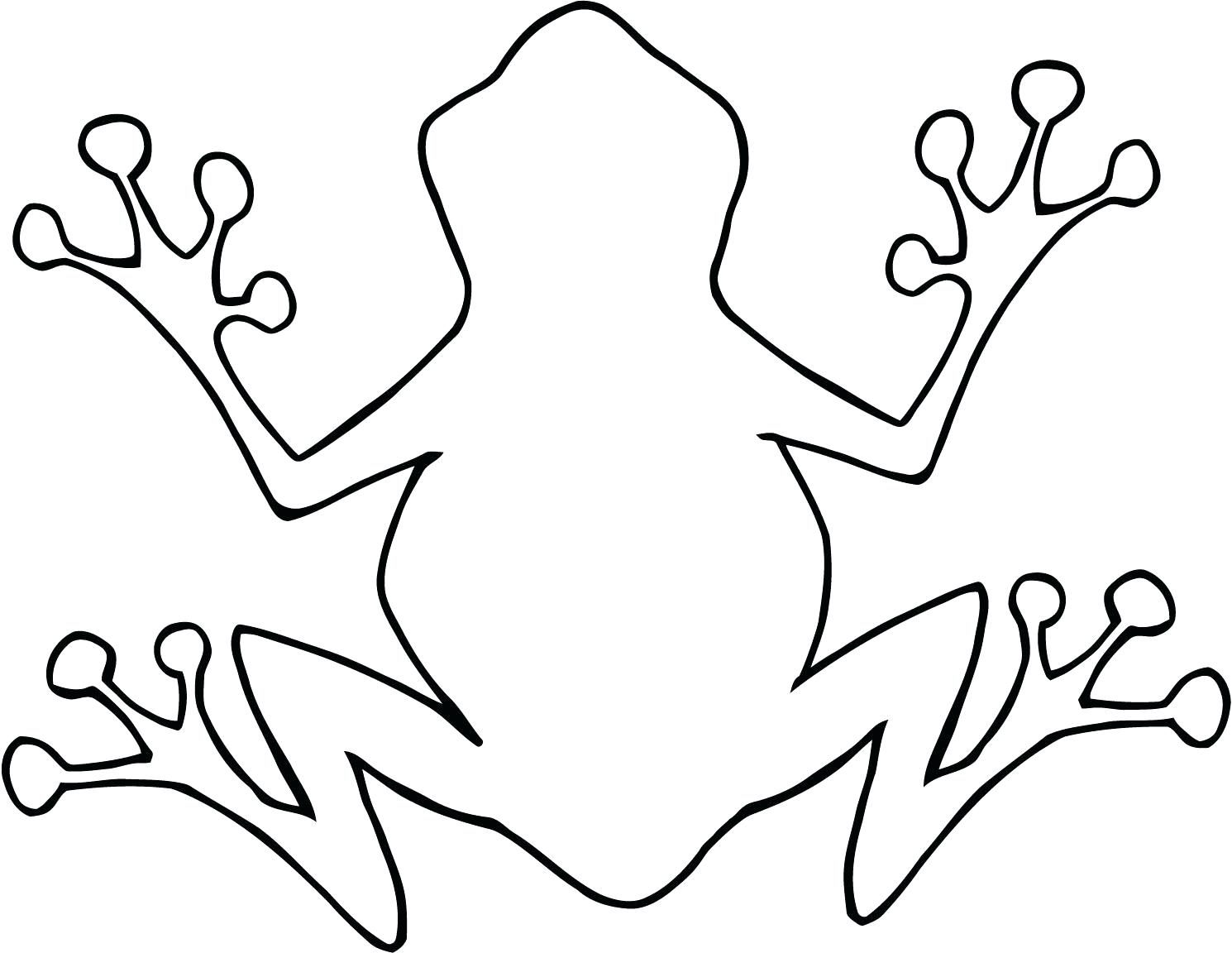image about Printable Frog referred to as Tree Frog Coloring Internet pages Absolutely free obtain simplest Tree Frog