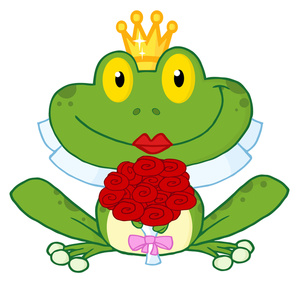300x282 Free Love Clipart Image 0521 1102 0812 4726 Frog Clipart