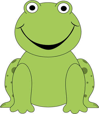 346x400 Free Cute Frog Clip Art Clipart Images 2