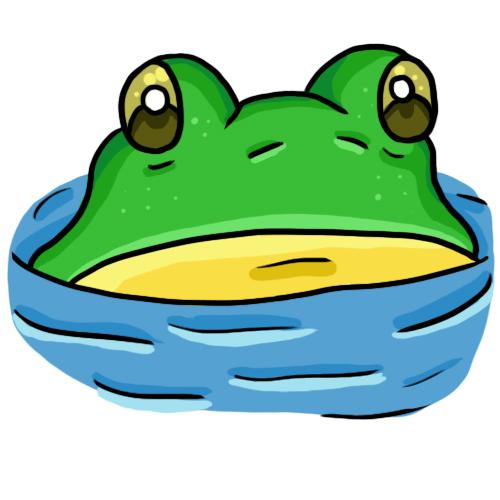 500x500 Tree Frog Clipart Frog Tadpole