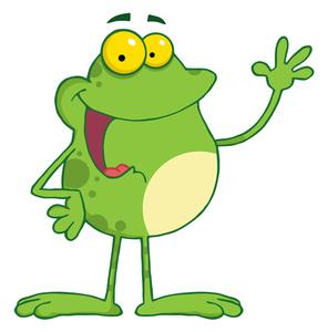 296x300 Tree Frog Clipart Goodbye