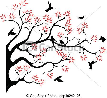 Tree Limb Clipart