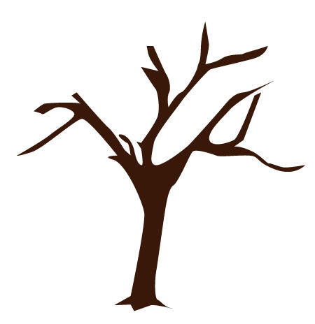 450x464 Branch Clipart Tree Branch Silhouette