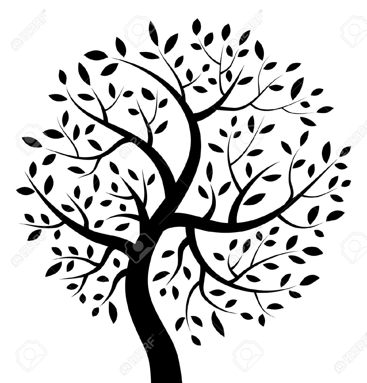1245x1300 Clipart Tree Of Life