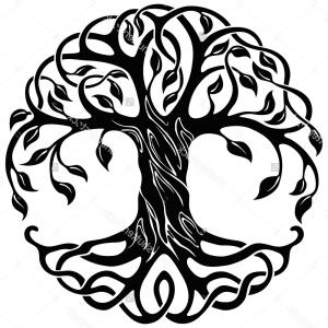 300x300 Top Jewish Tree Of Life Clipart Draw Vectorealy Cut Designs