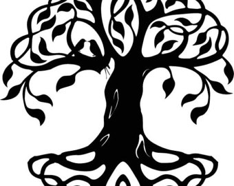 340x270 Celtic Clipart Celtic Tree