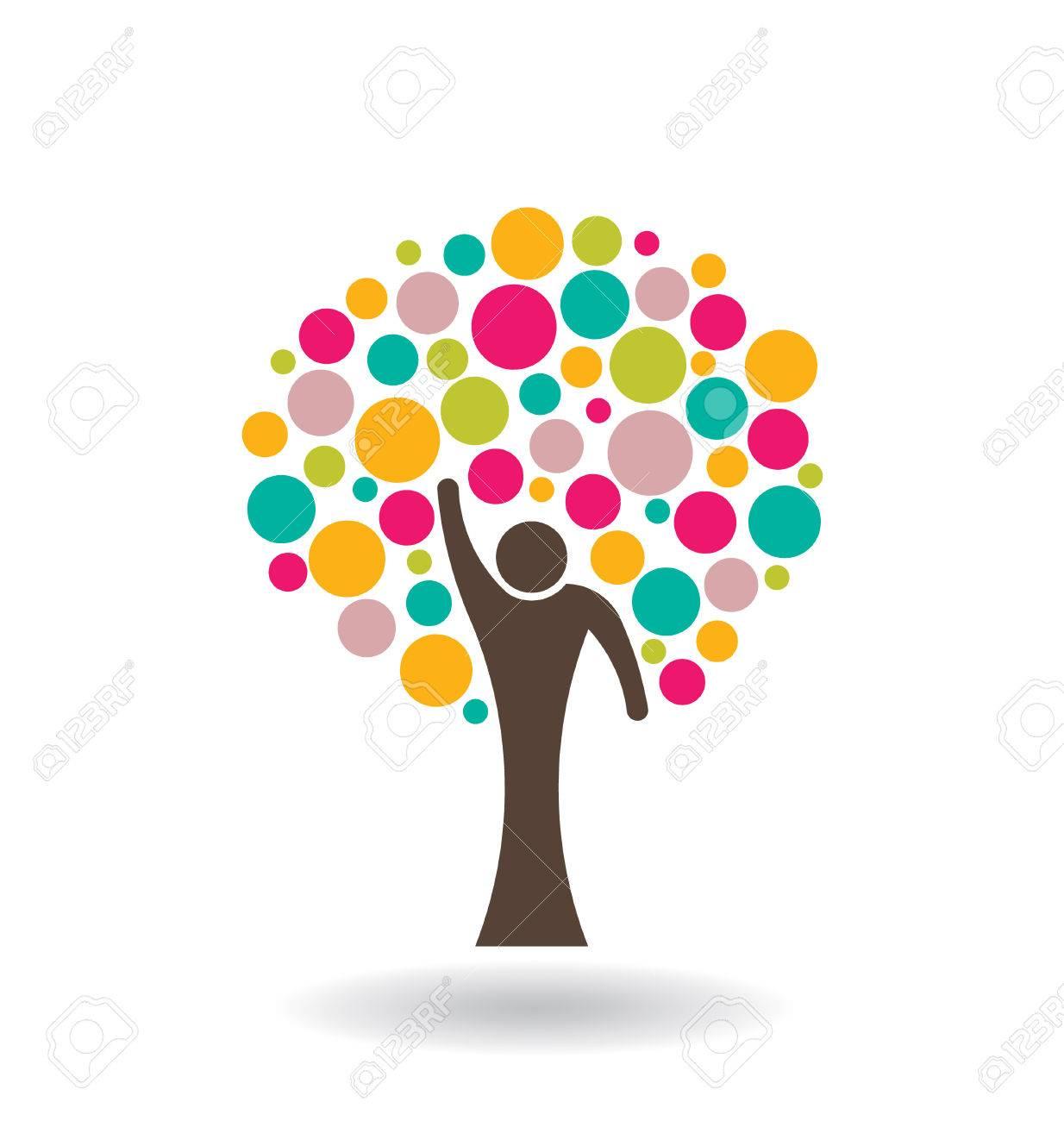 1234x1300 Circles Tree Of Life Royalty Free Cliparts, Vectors, And Stock