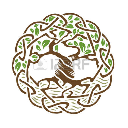 450x450 Free Celtic Tree Of Life Clipart
