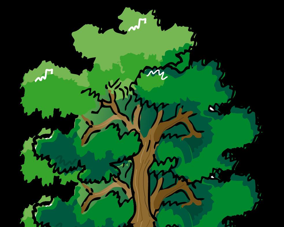 983x784 Tree Of Life Clipart