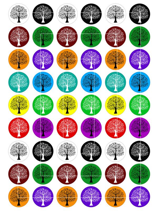 600x800 Tree Of Life Bottle Cap Images Digital Collage Sheet Bottlecap4u