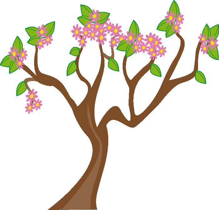 700x671 Free Tree Clipart