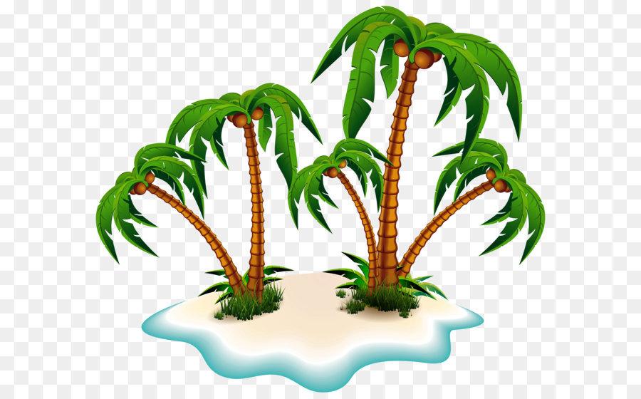 900x560 Arecaceae Tree Clip Art
