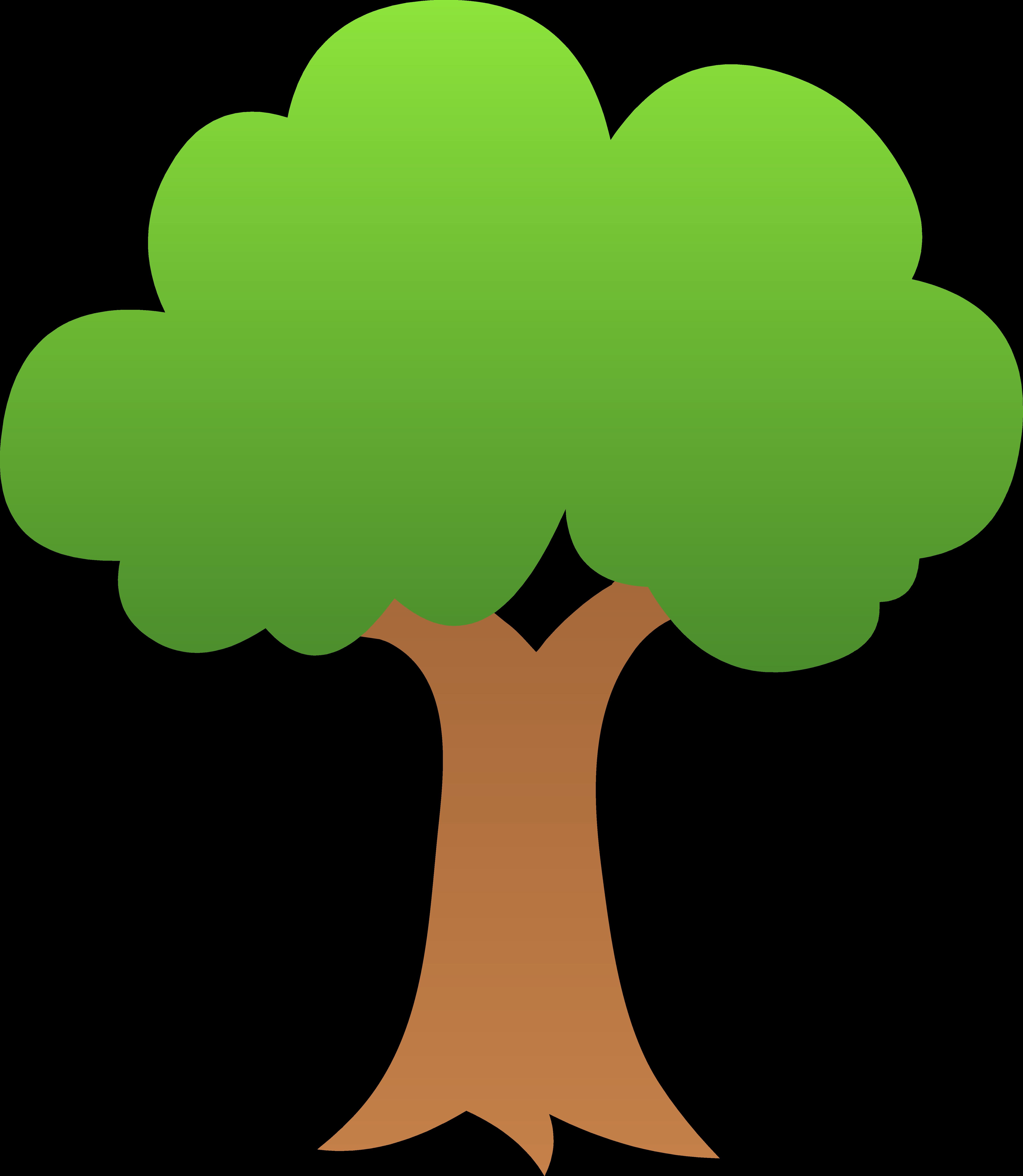5486x6309 Tree Vector Cliparts 269470