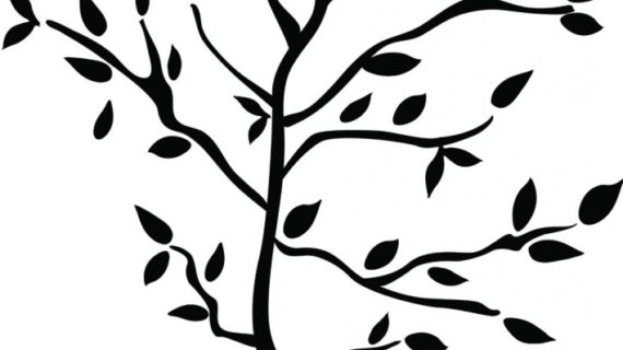 570x320 Drawings Of Trees With Branches Inkscape Tutorial How To Draw