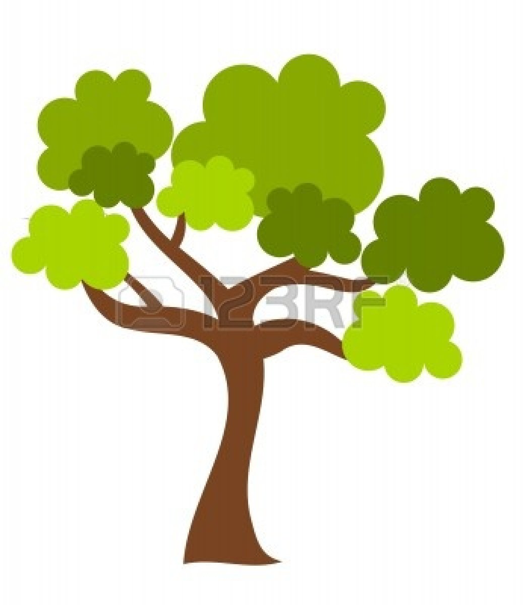 Tree With Roots Clipart | Free download on ClipArtMag
