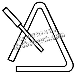 Triangle Instrument Clipart | Free download best Triangle Instrument ...