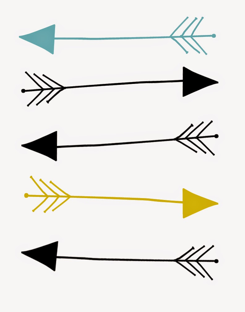 Tribal Arrows Clipart | Free download on ClipArtMag