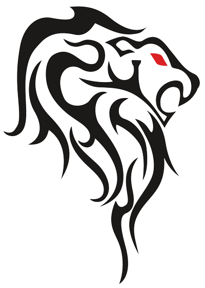 400x561 Download Lion Tattoo Png Images Hq Png Image Freepngimg