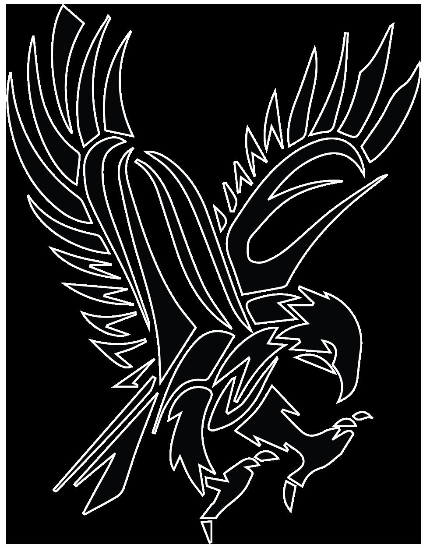 Hawk Tattoo Designs