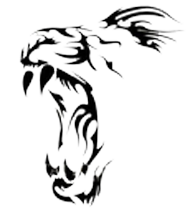 400x441 Tribal Heart Tattoos Link 1 Png Pictures To Pin