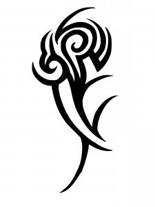 225x300 20 Tribal Tattoo Design For Inspiration
