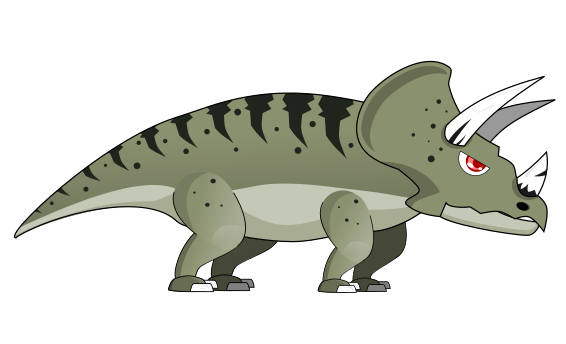 566x344 Free To Use Amp Public Domain Triceratops Clip Art