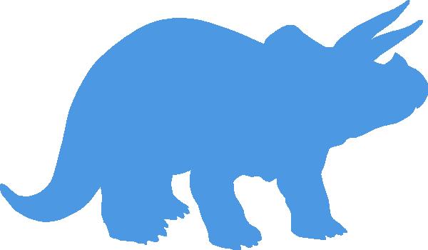 600x350 Triceratops Clip Art