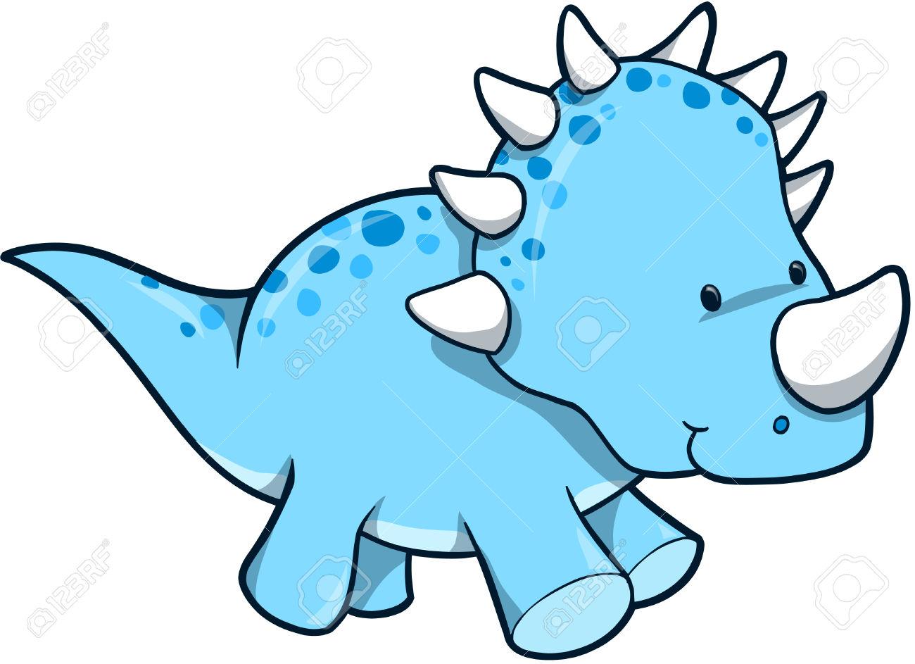 1300x943 Triceratops Clipart Extinct Animal