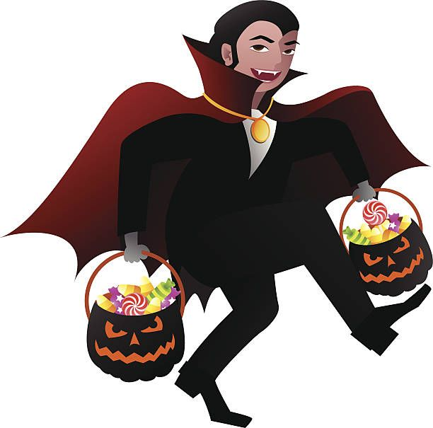 Trick Or Treating Clipart