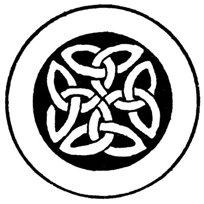 400x400 Celtic Knot Clipart