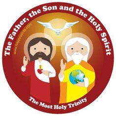 236x236 Holy Trinity Clipart