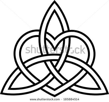 450x422 Pagan Clipart Trinity Knot