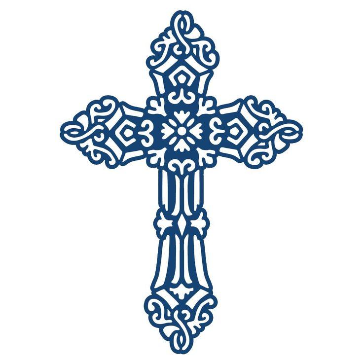Trinity Cross Cliparts